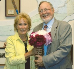 A trip to DC without a visit with Congressman Don Young would be unacceptable.